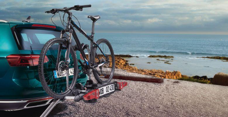 Nosič jízdních kol na tažné zařízení Premium