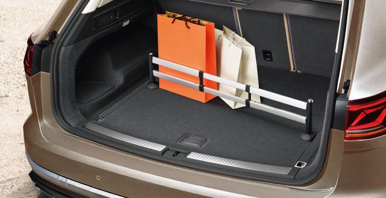 Posuvný modul do zavazadlového prostoru